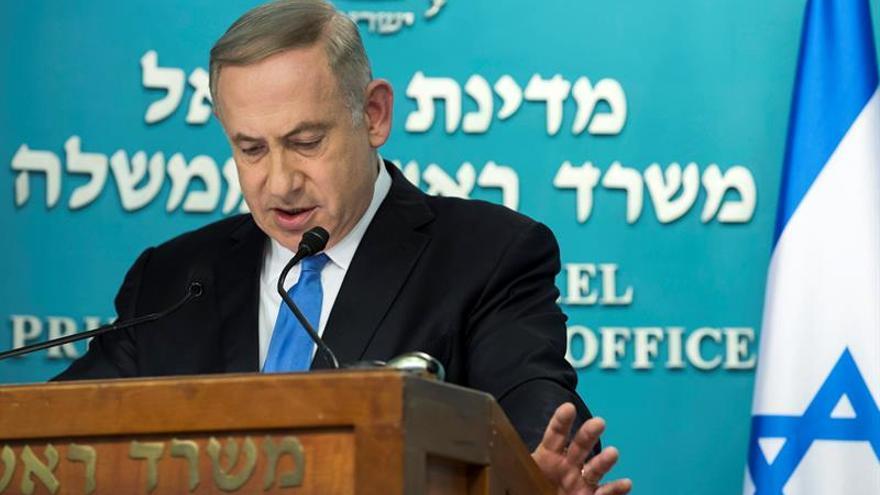"""Netanyahu """"decepcionado"""" con los últimos acordes de la Administración Obama"""