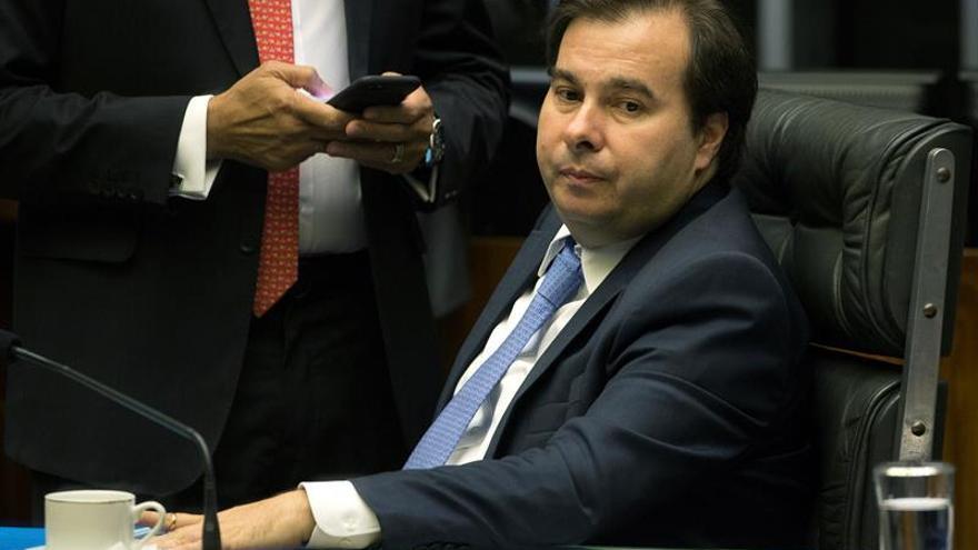 El jefe de diputados se dice leal a Temer y critica la política de comunicación de Presidencia