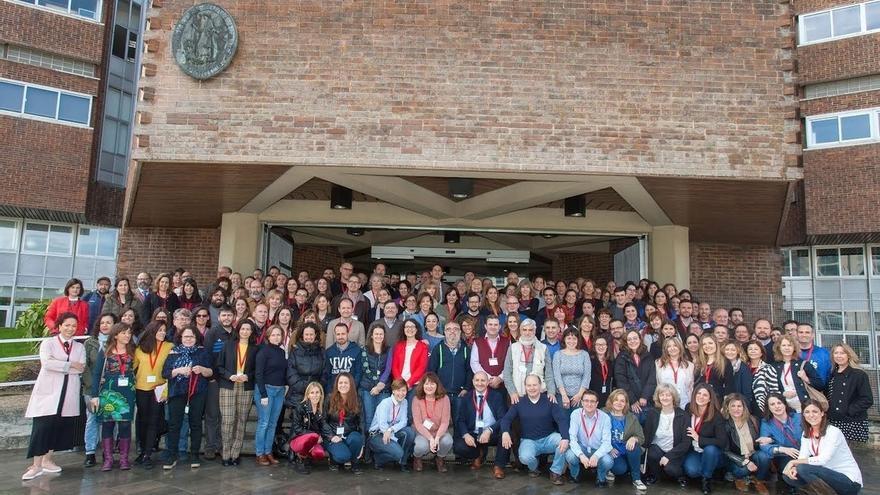 Más de 170 periodistas, en el Congreso Nacional de Informadores de la Salud celebrado en Pamplona