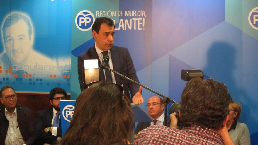 """Maíllo dice que la renuncia de Pedro Antonio Sánchez """"no es un adiós, sino un hasta pronto"""""""