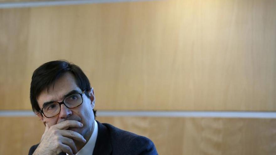 El secretario de Estado para la Unión Europea, Juan González-Barba.