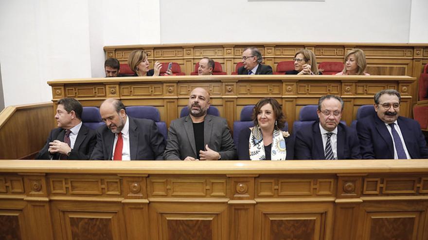 Miembros del Consejo de Gobierno de Castilla-La Mancha