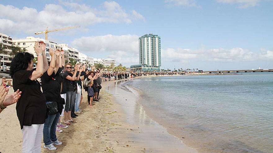 De la protesta en Arrecife #5