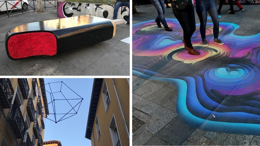 Obras de Urvanity Art 2019 para las calles de Chueca | SOMOS CHUECA