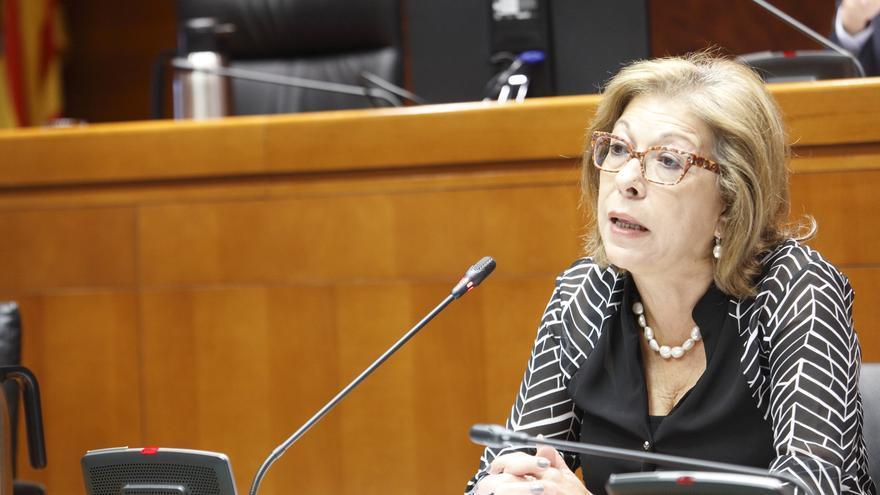 La consejera de Sanidad del Gobierno de Aragón, Pilar Ventura