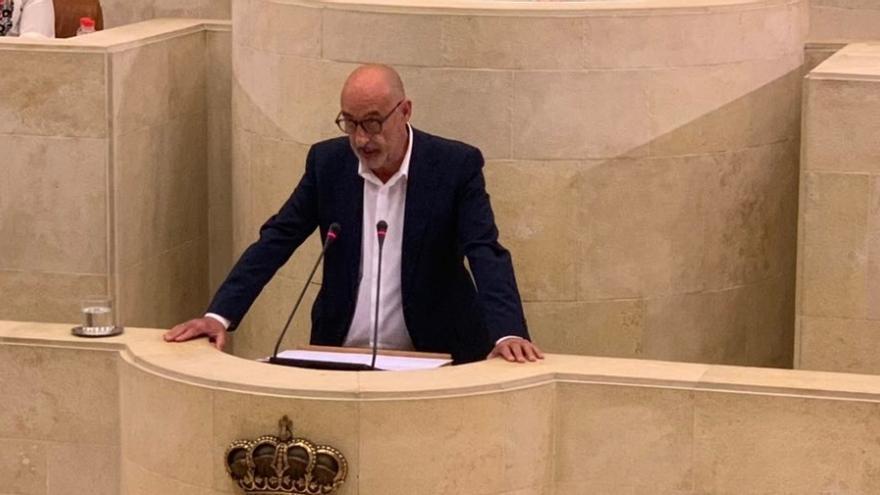 "Cs votará ""no"" a la investidura de Revilla pero le ofrece ""apoyo"" en ""asuntos de interés"" para Cantabria"