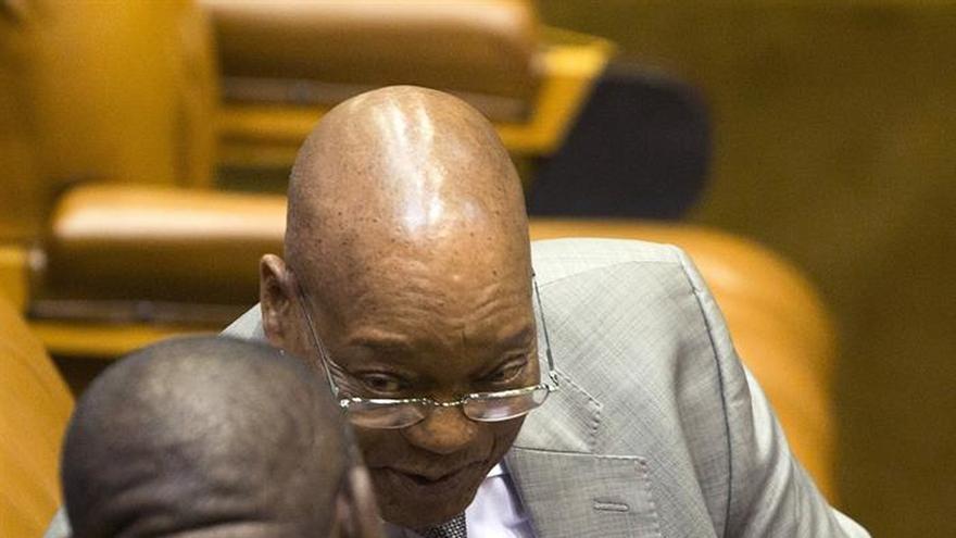 La Justicia declara ilegal el programa nuclear puesto en marcha por Zuma