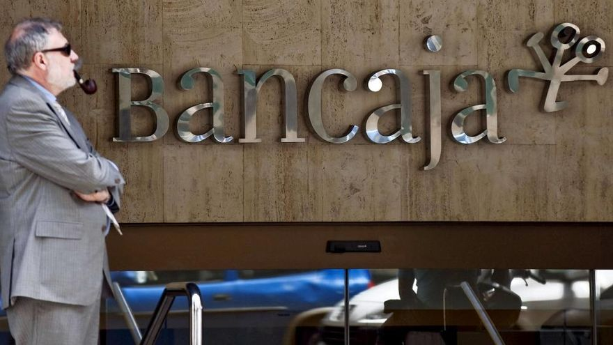 La antigua sede de Bancaja en la ciudad de Valencia