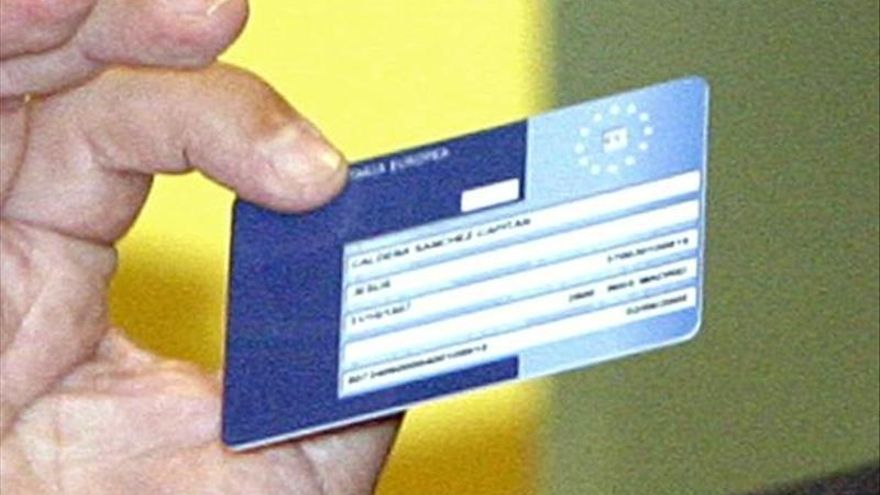 UPyD pide al Gobierno solucionar los problemas de la Tarjeta Sanitaria Europea