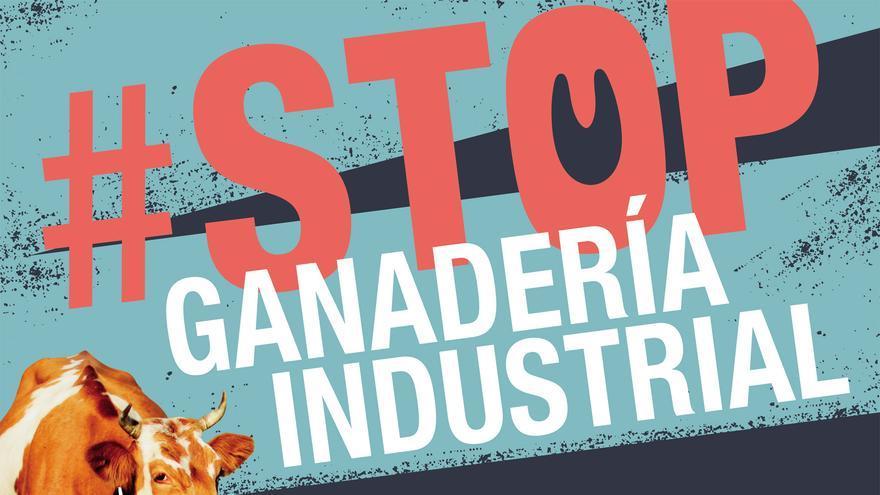 Encuentro contra la ganadería industrial
