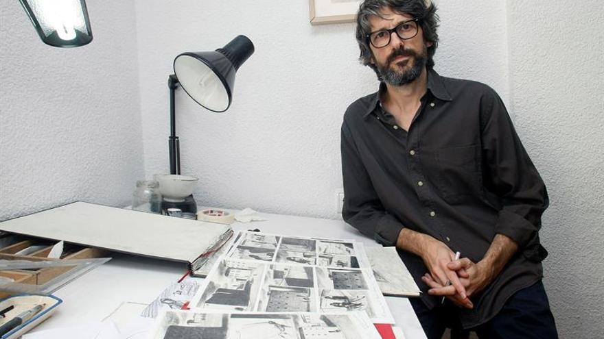 Los mitos de Auladell, último Premio Nacional de Cómic, llegan a València