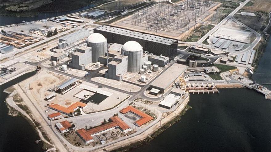 La Unidad I de la Nuclear de Almaraz para seis días para cambiar una válvula