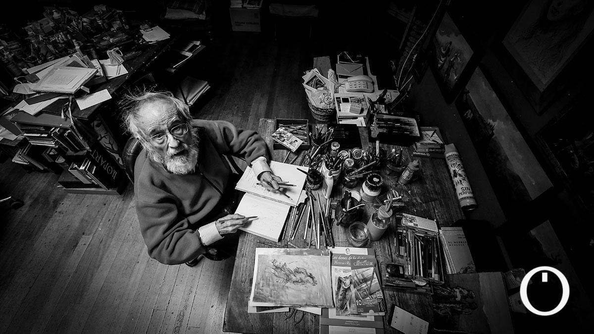 Ginés Liébana, pintor y escritor