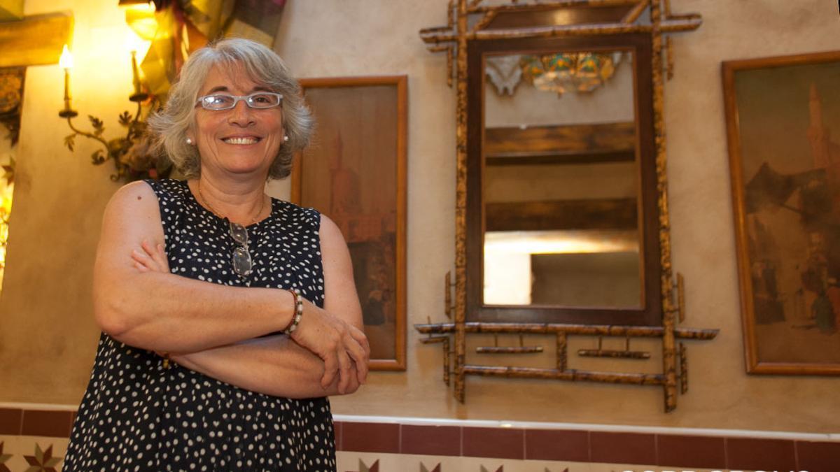 La presidenta de la Junta Islámica de España, Isabel Romero