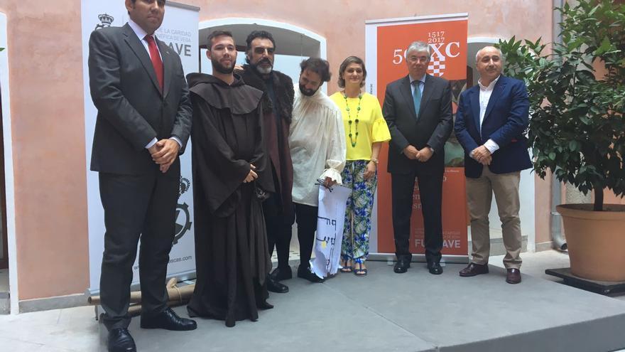 Presentación de la obra teatral ' Cisneros: El cuadro cobra vida'