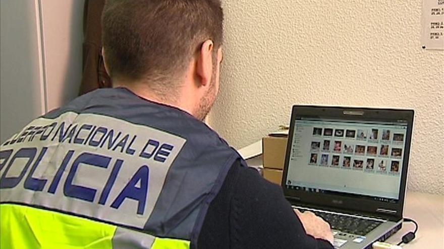 Dos detenidos por acosar a más de 550 menores desde las redes sociales