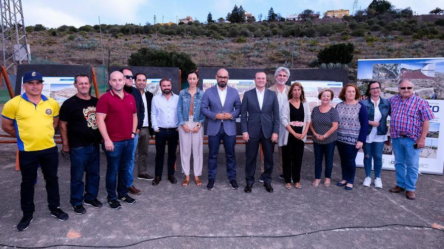 Presentación del proyecto del centro de tecnificación deportiva de San Lorenzo.