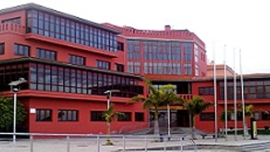 Ayuntamiento de Breña Baja.