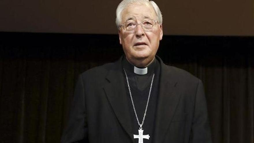 Juan Antonio Reig Pla, obispo ultra de Alcalá de Henares. EFE