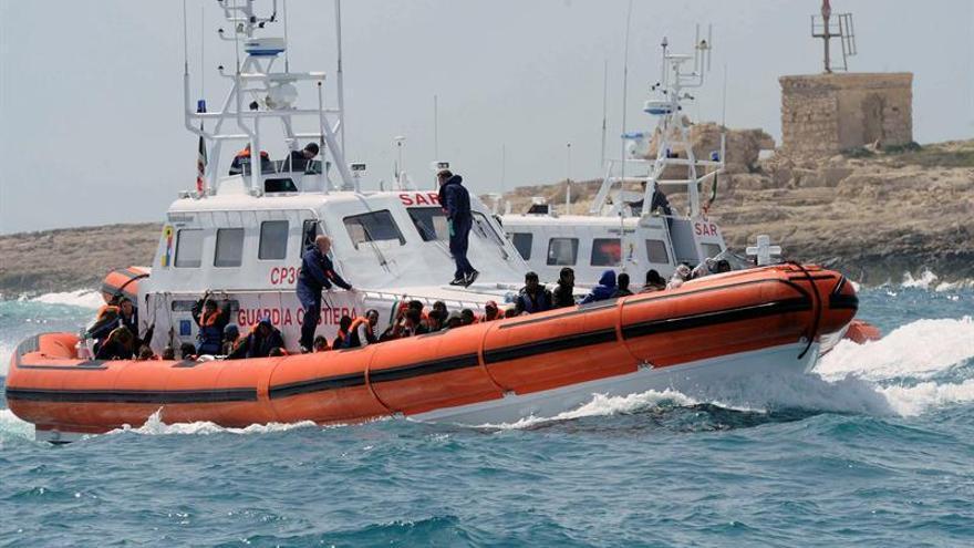 El 80% de las nigerianas que llegan a Italia por mar obligadas a prostituirse