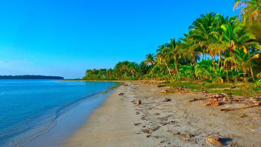Playa de la Estrella, en Boca del Drago. Marissa Strniste