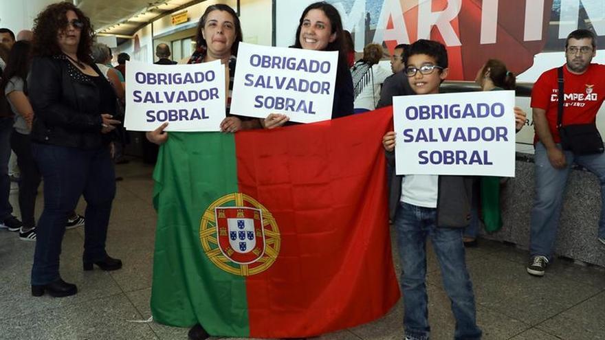 Eurovisión, una alegría que reta a la calculadora portuguesa