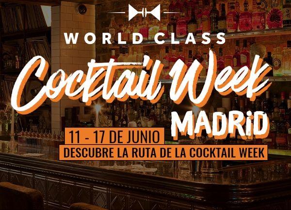 I Cocktail Week Madrid