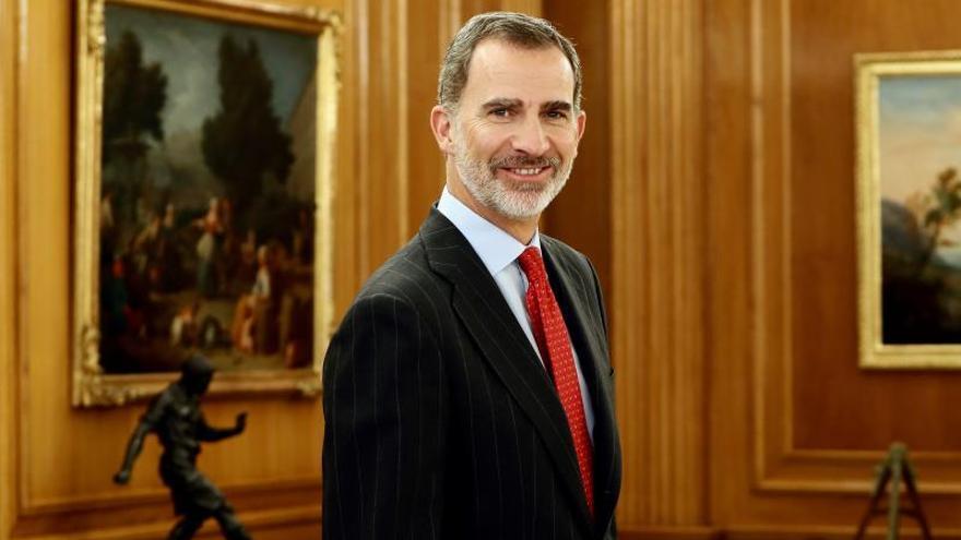Felipe VI viaja por primera vez a Panamá como rey para su relevo presidencial