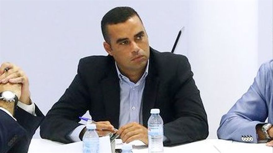 Abel Morales, presidente de CC en Arico y viceconsejero del Sector Primario