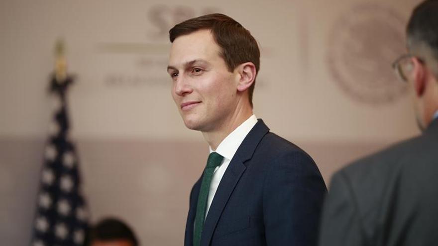 Jared Kushner, un miembro discreto en la delegación de EEUU que visitó México