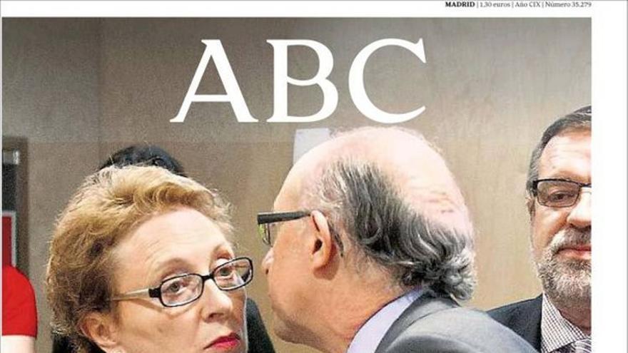 De las portadas del día (01/08/2012) #6