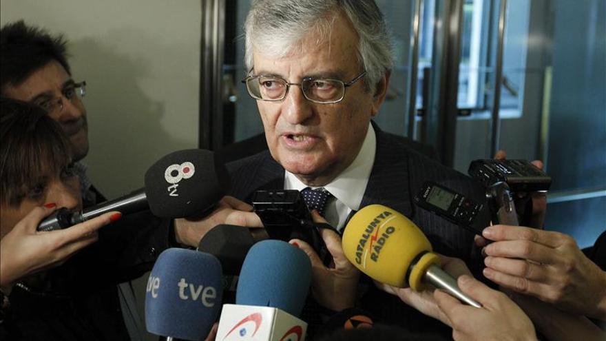 Torres-Dulce reitera que se investigarán las cuchillas en la frontera de Melilla