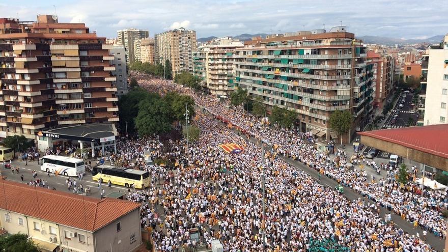 """Govern y Parlament ensalzarán la """"lucha por la libertad"""" en un acto sin Cs ni PP"""