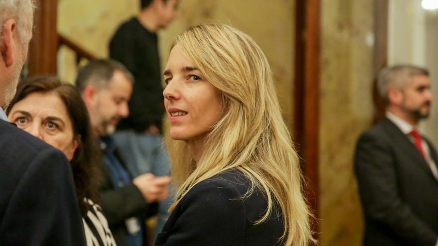 """Álvarez de Toledo dice que """"ojalá"""" haya acuerdo entre PP y Cs y dice ser """"optimista"""" para cerrarlo en Galicia"""