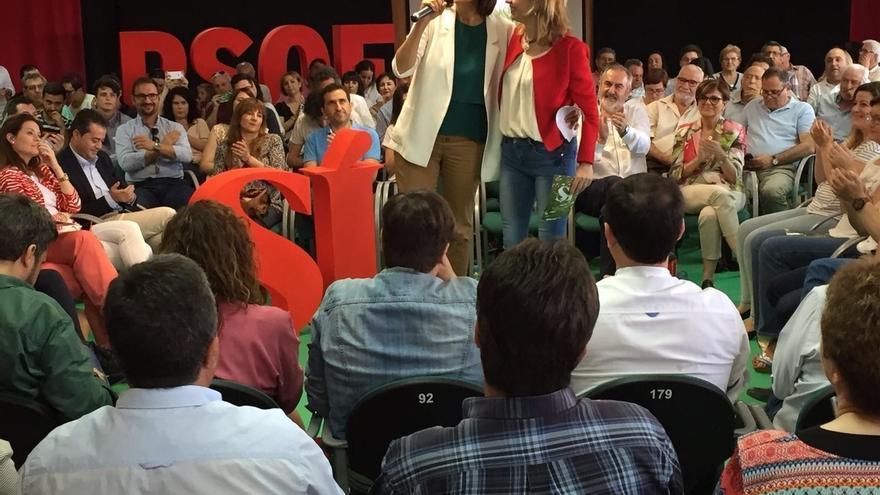 """El PSOE espera que """"no prospere"""" la propuesta del PSC de un referéndum a la canadiense en Cataluña"""