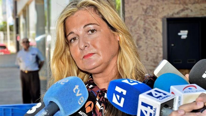 La abogada López Negrete, este martes ante el juez por extorsionar al BBVA