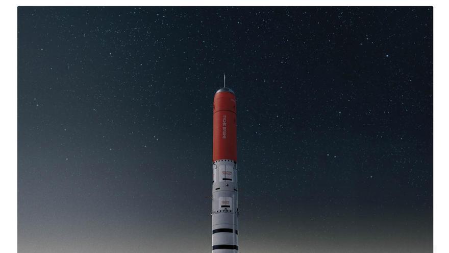 Cartel de la película 'Amateurs en el espacio'.