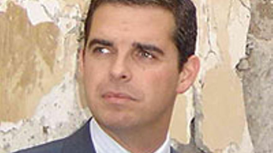 Lucas Bravo de Laguna, joven promesa del PP canario.