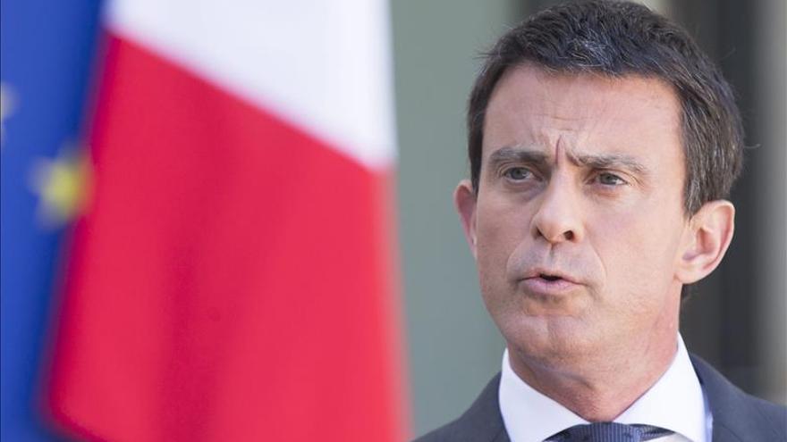 """Valls reclama """"una España unida y fuerte"""" tras las elecciones catalanas"""