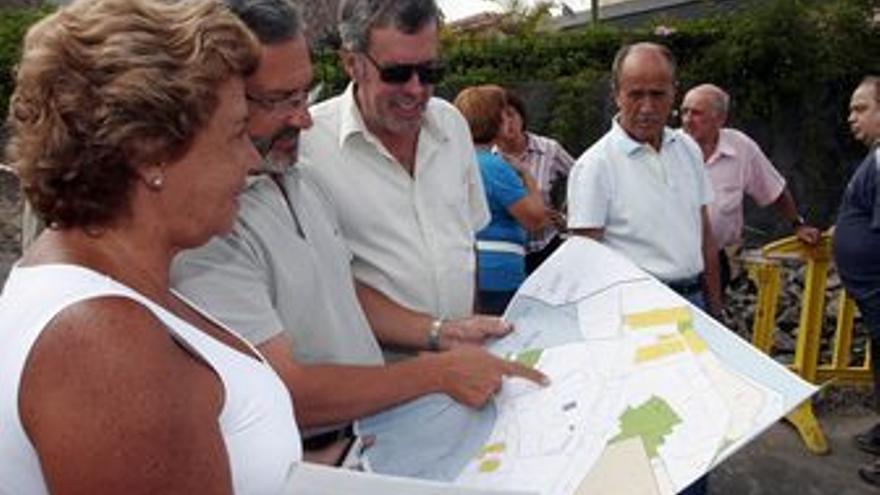 Barrios: ''Si el alcalde se molesta, lo siento''