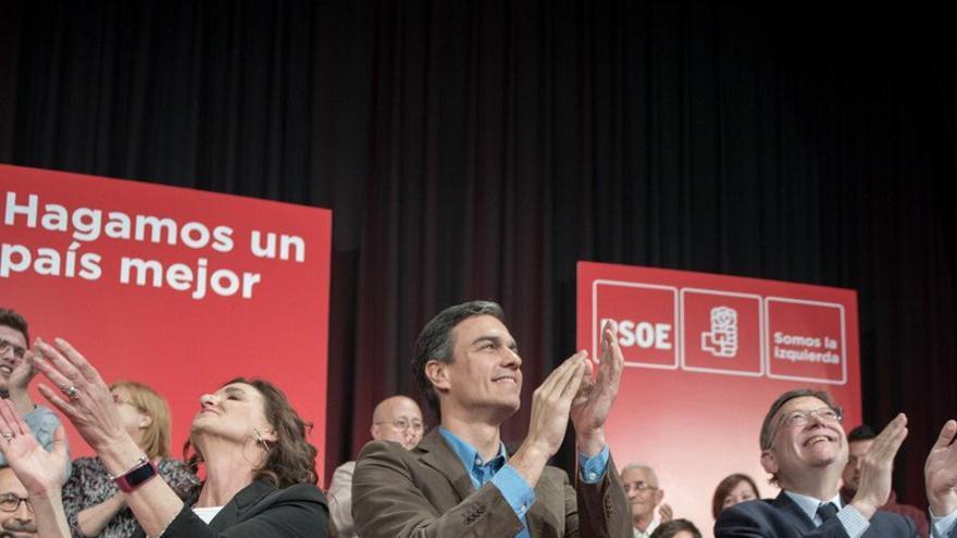 Pedro Sánchez y Ximo Puig, este jueves en Alzira