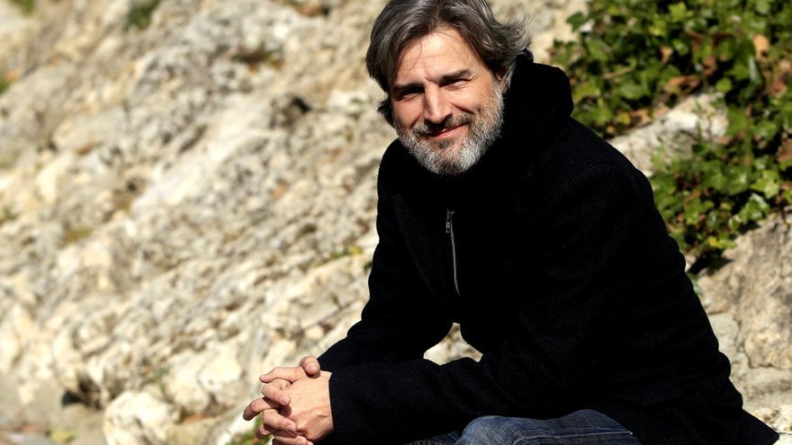 El actor Alberto San Juan. / Marta Jara