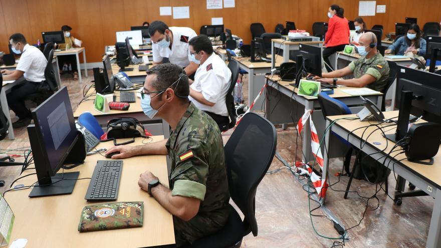 El Ejército ya ha rastreado 300 casos en Canarias