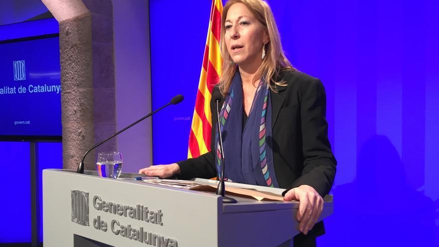 Munté se suma a Puigdemont y expresa su apoyo a Homs en las primarias de CDC