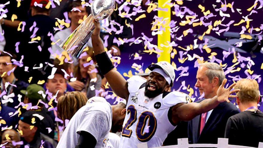 La Super Bowl de 2013 arrasa pero no es la más vista de la historia