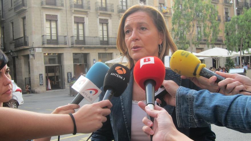 C's pide al Gobierno que actúe para que el pleno de Barcelona tenga una imagen del Rey