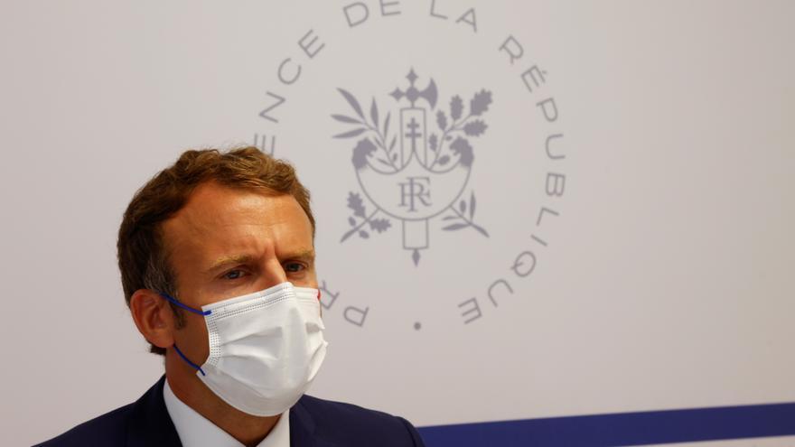 Francia supera el centenar de muertes por covid por segundo día consecutivo