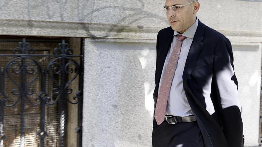 """El fiscal cree que Elpidio Silva debe ser inhabilitado por """"disparate jurídico"""""""