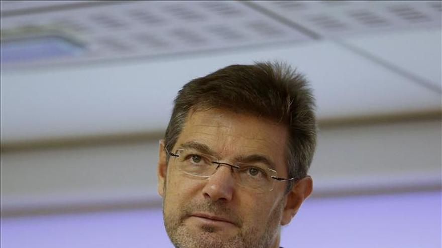 Catalá: Ciudadanos desconoce cómo funcionan las cosas en España