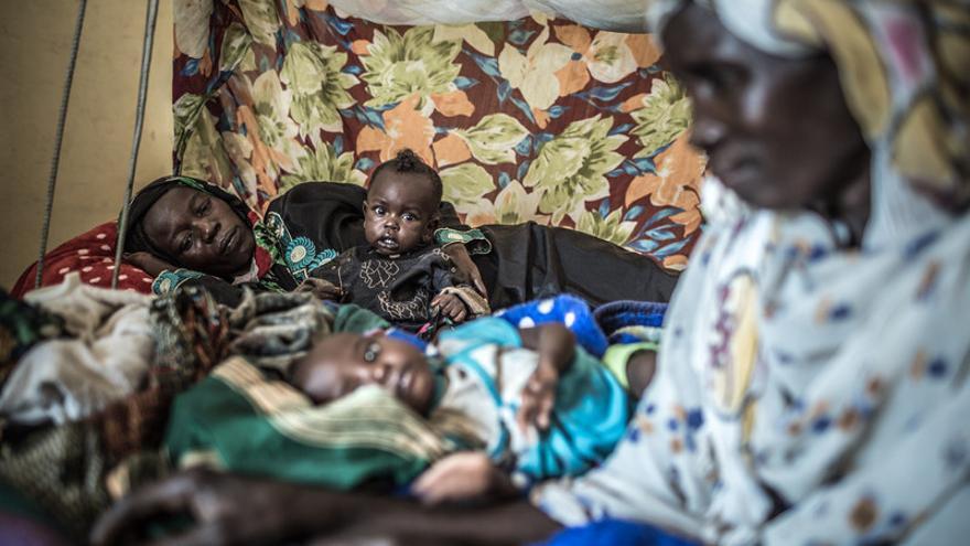 Hospital de Mangalmé, en la región del Guera, en Chad. / FOTO: Pablo Tosco / Oxfam Intermón